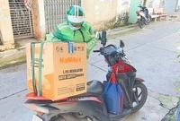 TP. Hồ Chí Minh: Mỗi shipper vận chuyển hàng hoá thiết yếu chỉ được hoạt động trên một địa bàn