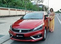 """Người dùng đánh giá Suzuki Ciaz: Sedan """"ăn chắc mặc bền"""", không dành cho số đông"""