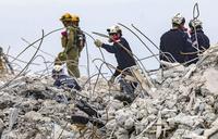 Vụ sập chung cư 12 tầng: Florida dừng tìm kiếm người sống, giả định tất cả đã chết