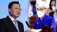 Mỹ - Trung muốn gì ở cuộc gặp Thiên Tân?