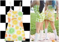 Thiều Bảo Trâm - Jennie BLACKPINK lăng xê mốt váy áo họa tiết hoa quả 'cute'