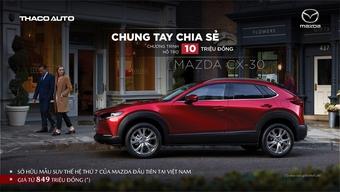 Một loạt xe Mazda đang được hãng giảm giá cả trăm triệu đồng trong tháng 7