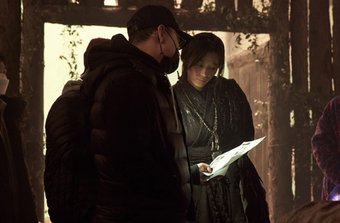 ''Kingdom: Ashin Of The North'' tiết lộ ảnh hậu trường với quy mô khủng