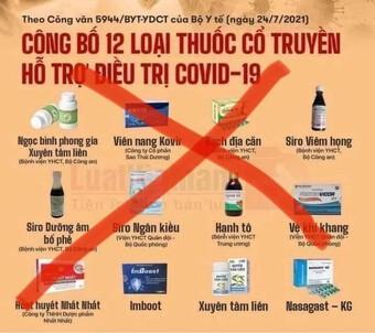 """Giá nhiều loại dược liệu """"hỗ trợ phòng Covid-19"""" """"té nước theo mưa"""""""