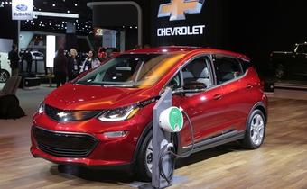 GM lại triệu hồi mẫu xe điện Chevy Bolt