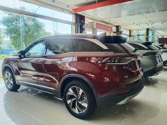 Xe Trung Quốc GAC Trumpchi GS8 2022 'nhái' phong cách xe Cadillac