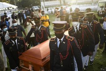 """Haiti bắt """"trùm"""" an ninh nghi đứng sau vụ ám sát tổng thống"""