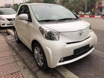 Khoe xe ''độc nhất Việt Nam'', dân chơi bán Toyota IQ 8 năm giá 1,3 tỷ đồng