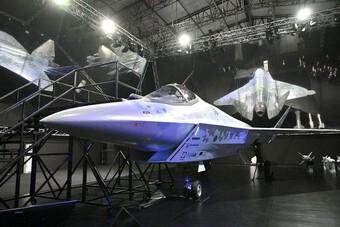 [ẢNH] Báo Mỹ thừa nhận 5 lợi thế chủ chốt của Su-75 Checkmate