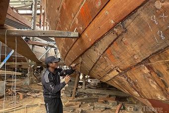 """Nghệ An: Những con tàu 67 """"ôm nợ"""""""
