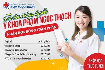 """Sinh viên trường CĐ Y Khoa Phạm Ngọc Thạch cùng nhau """"thắp lửa"""" chống dịch Covid-19"""