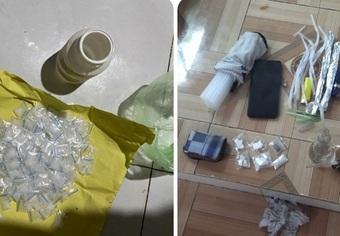 Cả nhà bị bắt vì mua bán trái phép chất ma túy