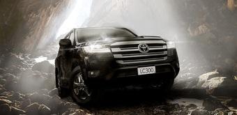 Toyota Land Cruiser 2021: Tượng đài SUV với sức mạnh vượt thời gian