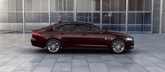 Jaguar XF R Sport - mẫu sedan thể thao thực thụ