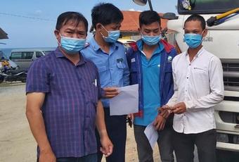Thanh niên đạp xe hơn 800 km từ Bình Thuận về Huế, 3 ngày chỉ được ăn 4 bữa