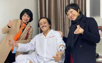 NS Giang Còi đính chính tin đồn đang điều trị ở Bệnh viện Phổi Hà Nội