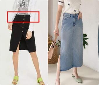 2 chi tiết cần lưu ý khi chọn chân váy dành cho các cô nàng có vòng 2 kém thon gọn