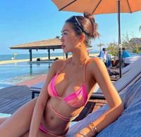 """Hoa hậu Tường Linh được khen """"đẹp từng centimet"""" trong bộ ảnh bikini mới đăng"""