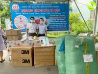 Saigon Venus ủng hộ cho các y, bác sĩ Bệnh viện Trưng Vương tuyến đầu chống dịch