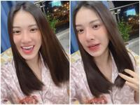 Kim Duyên tiết lộ bí quyết giữ tóc siêu mượt, sẵn sàng 'bung lụa' Miss Universe