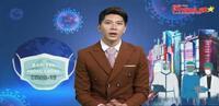 MC Minh Khang không thể về chịu tang bố vì đang chống dịch ở TP.HCM