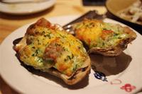 Hàu nướng phô mai món ăn hải sản sang chảnh
