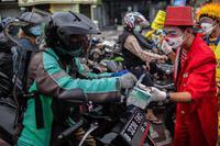 Thái Lan đưa người nhiễm nCoV rời Bangkok bằng tàu