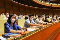 Quốc hội thông qua Nghị quyết về cơ cấu số lượng thành viên Chính phủ