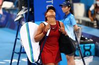 ''Cô gái vàng'' của Nhật Naomi Osaka thua sốc ở Olympic Tokyo