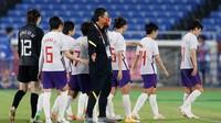 Bóng đá Trung Quốc thua thảm ở Olympic