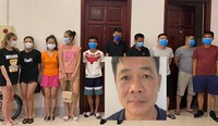 Tổ chức sử dụng ma túy trong khách sạn, nhóm đối tượng bị khởi tố