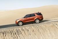 Discovery - xe SUV 7 chỗ hạng sang linh hoạt nhất của Land Rover
