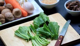 Cách làm cơm trộn bimbimbap Hàn Quốc