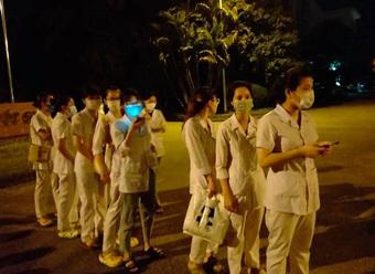 Hải Dương: Người bán hàng ăn có kết quả dương tính, huyện Nam Sách phát đi thông báo khẩn trong đêm