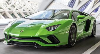 Lamborghini khởi sắc trong cuộc khủng hoảng vì đại dịch Covid 19