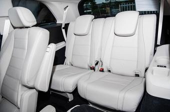 Chi tiết Mercedes-Benz GLS 450 đời 2021 phiên bản 6 chỗ tại Việt Nam