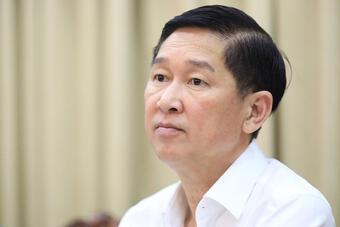 Cựu Phó Chủ tịch TP.HCM Trần Vĩnh Tuyến bị truy tố