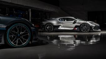 Cận cảnh Bugatti Divo trị giá 6 triệu USD cuối cùng được sản xuất