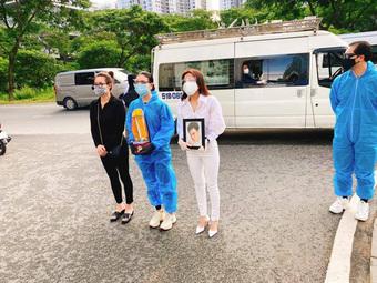 Sau 3 tuần bạn thân Phạm Đức Long qua đời, Trà Ngọc Hằng và Cao Thái Hà nghẹn ngào: 'Nhớ thằng quỷ này quá!'