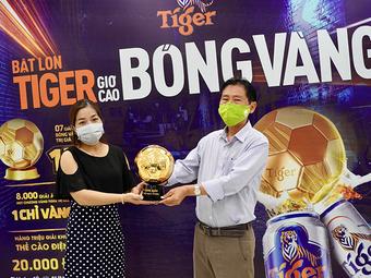 Khui bia chưa kịp uống, hai vợ chồng ở Đồng Nai trúng 1 tỷ đồng!
