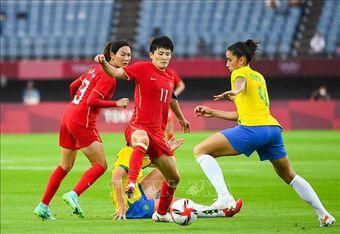 Xác định 4 cặp đấu tứ kết môn bóng đá nữ Olympic Tokyo