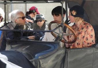 Sao ''Chạng vạng'' Kristen Stewart tham gia phim tranh giải LHP Venice