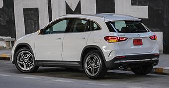 Mercedes-Benz GLA thế hệ mới có giá hơn 1,5 tỷ đồng