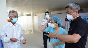 Tin tốt về Covid-19: 17 bệnh nhân nặng, nguy kịch tại Bệnh viện hồi sức Covid-19 xuất viện