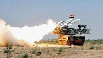 [ẢNH] Dấu hiệu Israel có thể sắp tấn công trực diện vào tổ hợp S-300 của Syria