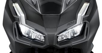 Honda ADV350 chuẩn bị trình làng với loạt trang bị khủng