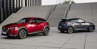 Giá xe Mazda CX-3 lăn bánh tháng 7/2021