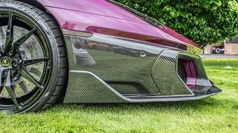 Lamborghini Aventador hầm hố với gói độ giới hạn