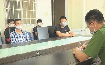 Đua xe vi phạm giãn cách, 7 thanh niên bị đề nghị khởi tố