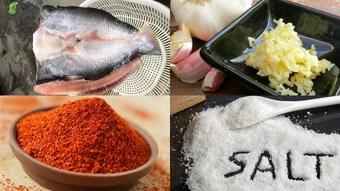Cách làm bột gừng khô gia vị nêm nếm món ăn thơm ngon cực dễ làm tại nhà